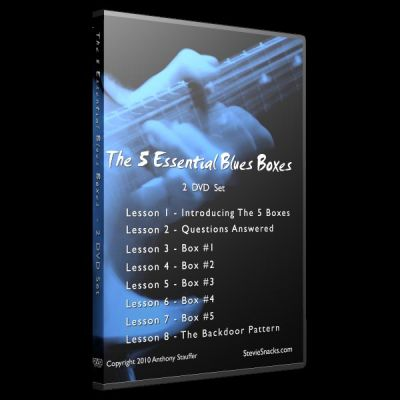 What Makes The 5 Essential Blues Boxes Different?