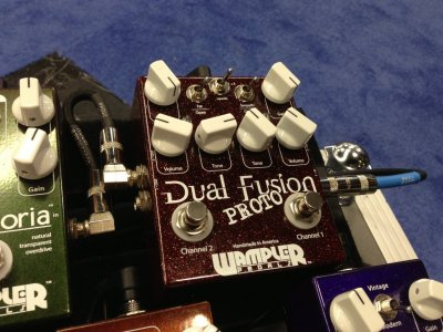 StevieSnacks At Winter NAMM 2013