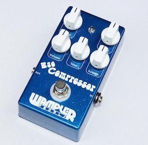 Nashville Amp Expo: Wampler Ego Compressor