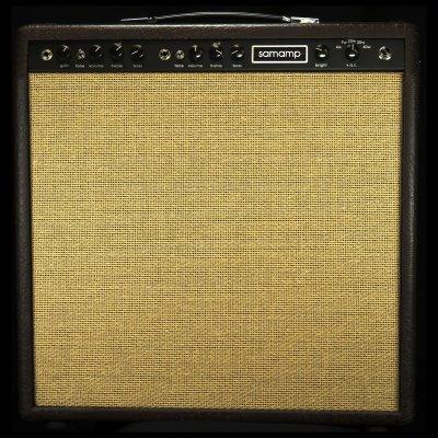 Nashville Amp Expo: Samamp VAC 40 Series II