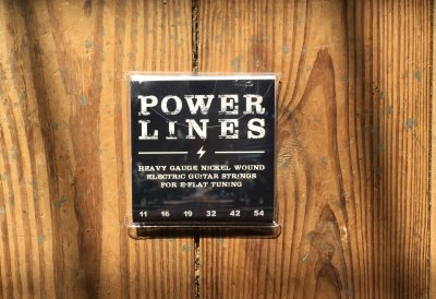 TXBA Power Lines Strings Are Back In Stock